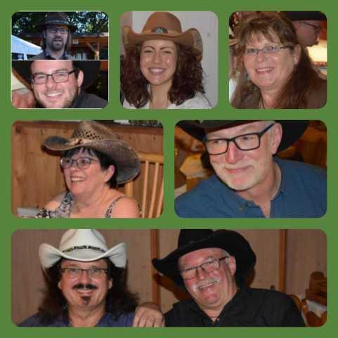 Linedance Line Dance Pferd Westerntanz Western Cowboy Cowgirl